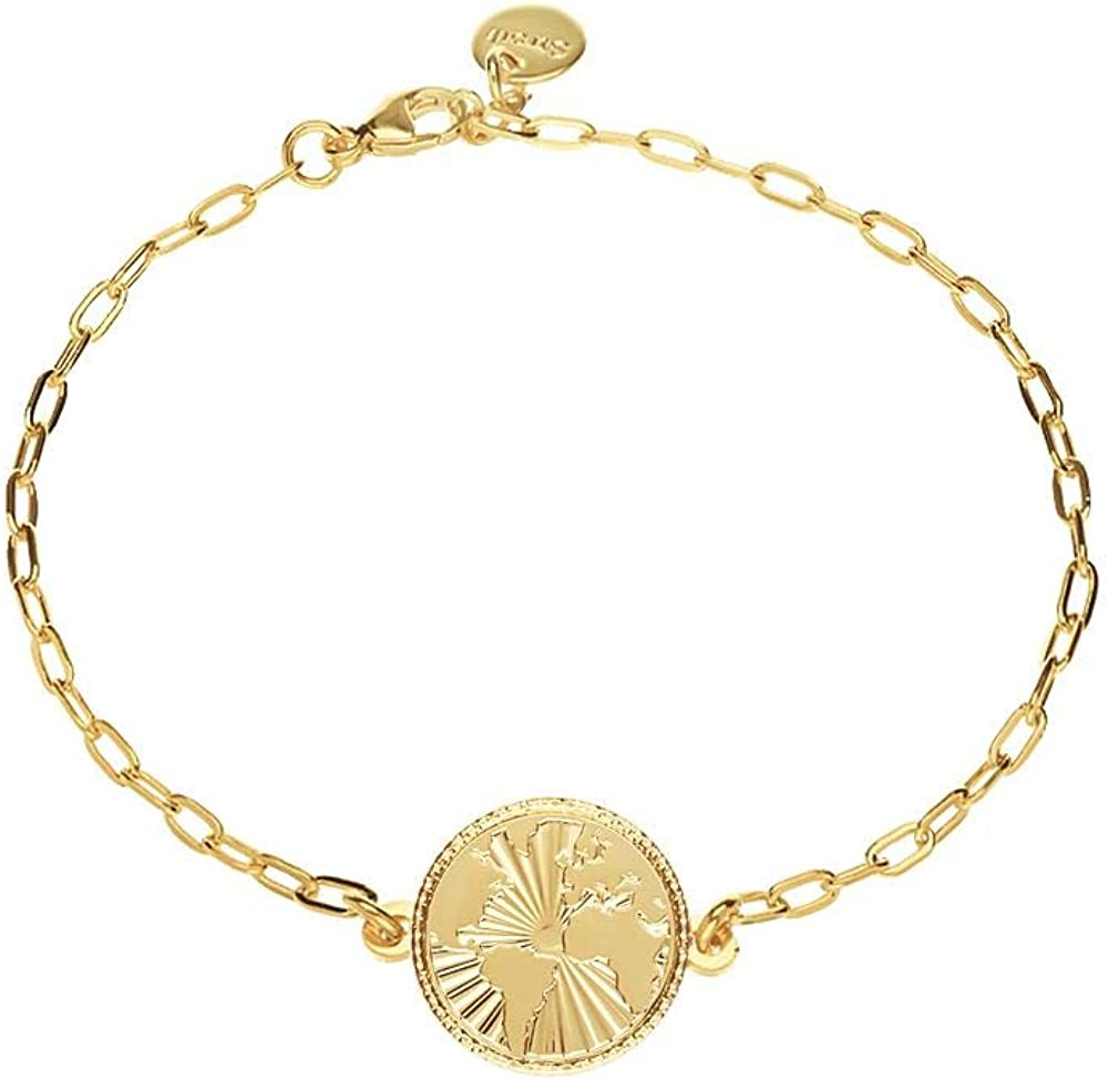 Stroili  bracciale da donna in bronzo dorato 1665702