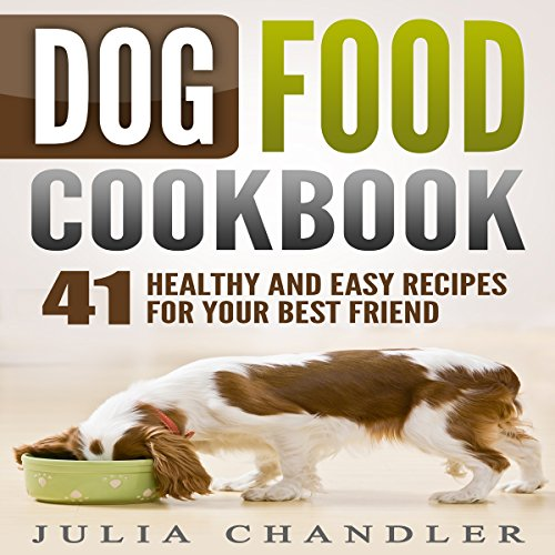 Dog Food Cookbook Titelbild