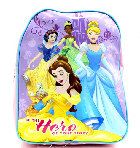 Disney Frozen School Bag, Kids Backpack Pup Power Characters, Large Capacity Rucksack for School Travel, Disney Gifts for Girls Boys Teenagers (Barbie)