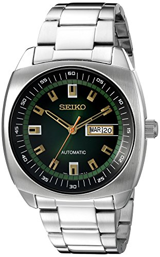 Seiko Recraft Green Dial Automatic SNKM97