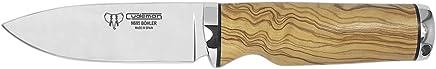 Cudeman Survival Messer polierter Olivenholz mit schwarzem Liner, Klingenlänge   10, CUDM-1401 B01M3SK8HF | Modisch