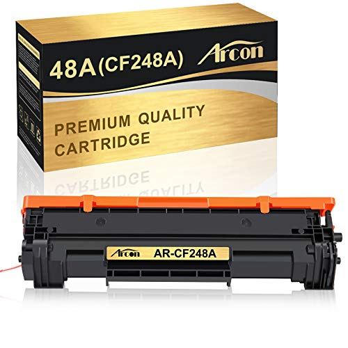 Arcon Compatible Toner Cartridge Replacement for HP 48A CF248A use for HP LaserJet Pro M15w, LaserJet Pro M29w, MFP M28w, M28a, M29a M30w M31w M15a M16a M16w 48A CF248A HP Printer Toner (Black,1 Pack)