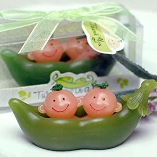 Best two peas in a pod candle favors Reviews