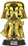 Funko Pop! Star Wars – Darth Vader (cromo dorado) Convención Galáctica Amazon Exclusivo...