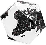 Palomar Here – Dreidimensionale Karte, Weiß 30 cm weiß -