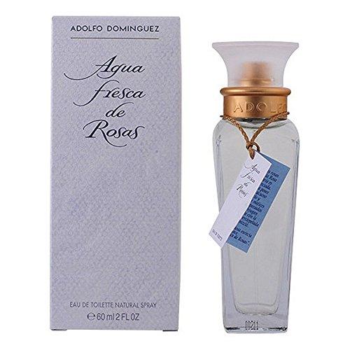 Adolfo Dominguez Agua Fresca De Rosas Eau De Toilette Spray 120Ml 2017