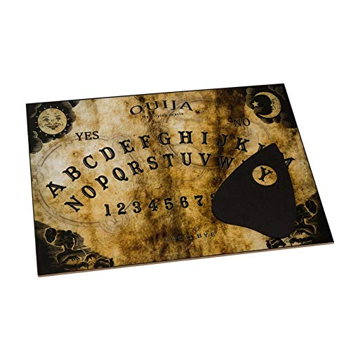 Wooden Planchette Detailed Instruction Talking