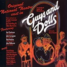 Guys and Dolls Original National Theatre Cast