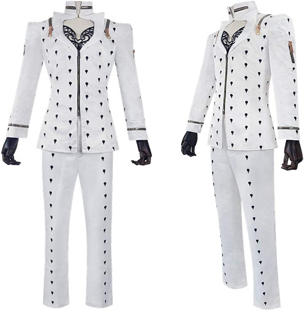 Adults Bruno Bucciarati Cosplay Branded goods Costume Suits JoJo's Golden Wind Albuquerque Mall