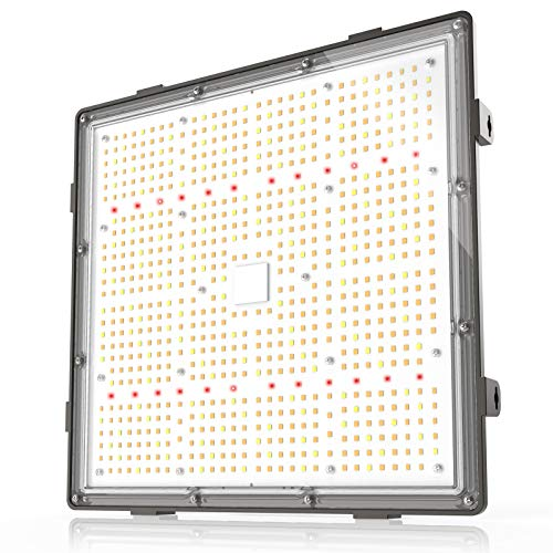 GROPLANNER 150 Watts Full Spectrum LED Grow Light for Indoor Plants Equal to HPS/HID 450Watts