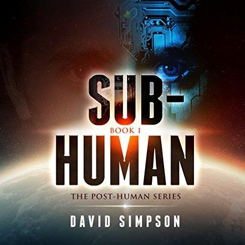 Sub-Human audiobook cover art