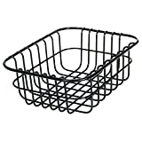 Igloo Wire Basket for 20 Qt Rotomold Coolers, Black, Model Number: 00020067