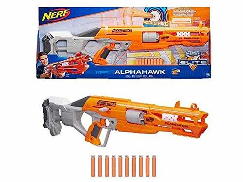 nerf accustrike fucile pistola NERF ELITE ACCUSTRIKE GIOCATTOLO GIOCO IDEA REGALO #AG17