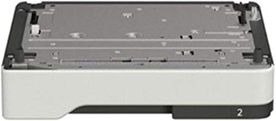 Lexmark 250-Sheet Tray - 1 x 250 Sheet - Plain Paper, Transparency, Label, Card Stock, Label Guide - A4, A5, Executive, Folio, JIS B5, Letter, Legal, Oficio, Statement