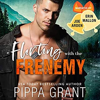 Flirting with the Frenemy audiobook cover art