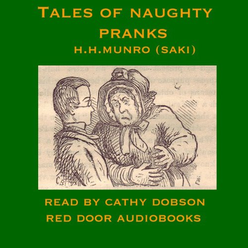 Tales of Naughty Pranks cover art