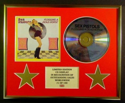 Sex Pistols/CD/Edition limitée/Coca/FLOGING A Dead Horse