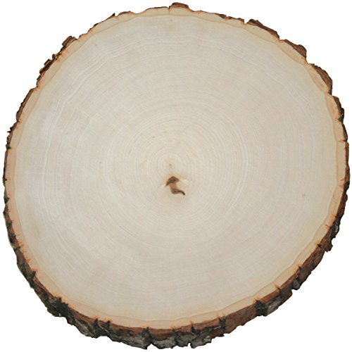 """Wilsons 40003 Basswood Thick Round, 11"""" to 12"""""""