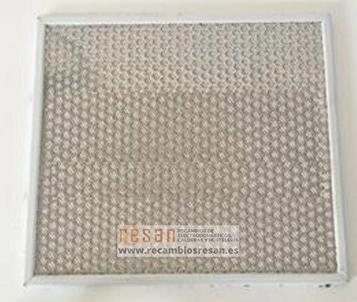 TEKA Teka DK70 Metallfilter für Dunstabzugshaube, 32 x 29 cm