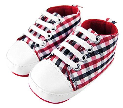 Axy Baby plastique Tapis Chaussures Chaussures bébé 0 à 12 mois – Sunshine Boy – Modèle 4 - Multicolore - Mehrfarbig,