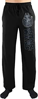 Star Wars The Millennium Falcon Print Men's Loungewear Lounge Pants