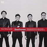 ベートーヴェン 弦楽四重奏曲 第2番&第12番