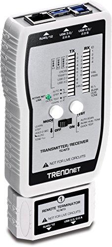 TRENDnet VDV und USB Kabeltester, TC-NT3