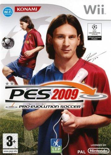 PES 2009 : Pro Evolution Soccer [import italien]