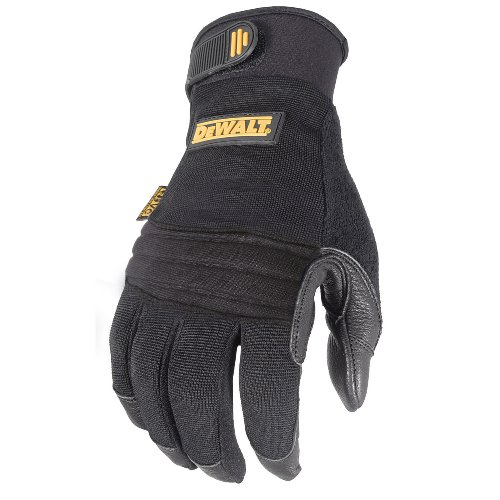 DeWalt DPG250 Large Vibration Reducing Premium Padded Glove, Large