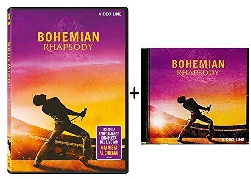 Bohemian Rhapsody - Queen (DVD+CD Colonna Sonora) Contiene la Performance Integrale - Edizione Italiana
