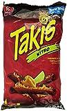 Takis Spicy Tangy Patatas fritas mexicanas enrolladas