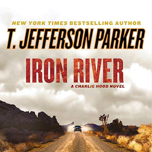Iron River audiobook cover art