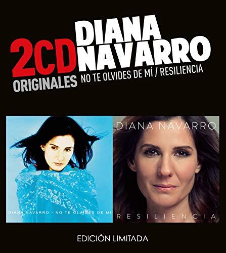 Diana Navarro -No Te Olvides De Mi  /  Resilencia  (2 CD)