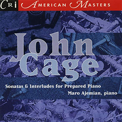 Sonatas and Interludes for Prepared Piano: Sonata I