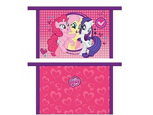 My Little Pony Beauty Bag Kulturtasche Einhorn Kulturbeutel Kinder Waschtasche