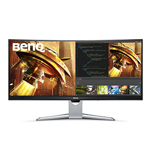 BenQ EX3501R, Monitor Curvo Gaming Ultra
