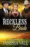 Their Reckless Bride: Large Print (Bridgewater Ménage)