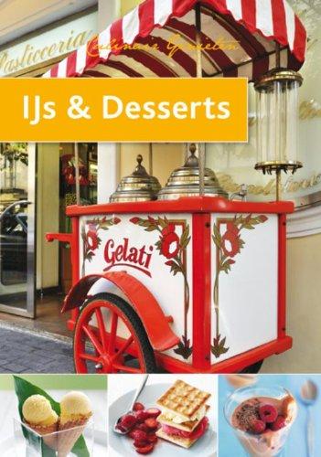IJs en desserts (set van 5)