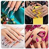 Zoom IMG-1 36 colori gel colorati unghie