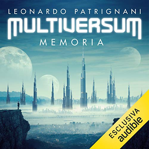 Memoria audiobook cover art