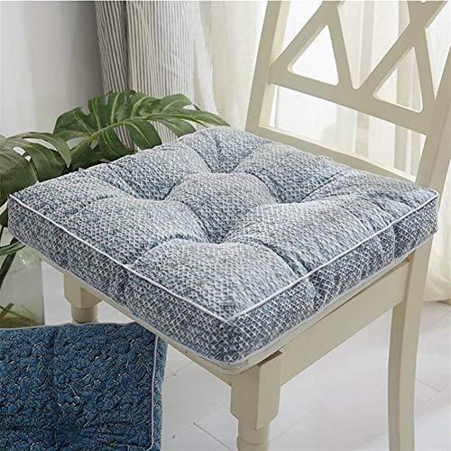 Lesekissen Rückenlehnen Kissen Warm Halten Home Dekorativ Nordisches Schleifmaterial Stühle Sofa Adult Child Home Decor Sitzkissen Sofakissen (Color : B, Specification : 50x50cm)