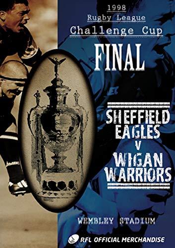 1998 Challenge Cup Final - Sheffield Eagles 17 Wigan Warriors 8 [DVD] [UK Import]