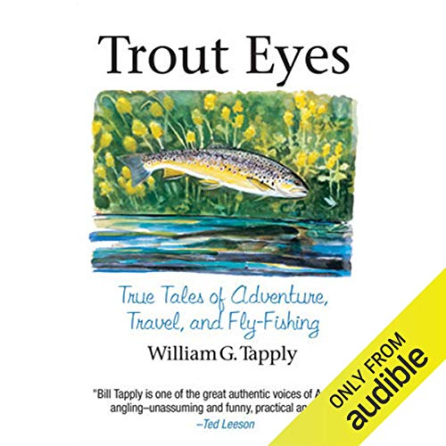 Page de couverture de Trout Eyes