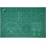 Tabla de Corte A3 Doble Cara 45 x 30cm Plancha de Corte 3 capas para Costura y Manualidades Base de...