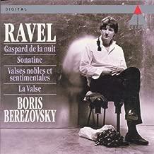 Ravel: Gaspard De La Nuit / Sonatine / Valses Nobles Et Sentimentales / La Valse