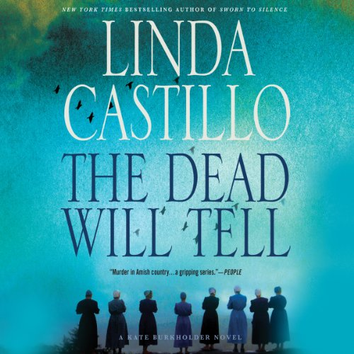 The Dead Will Tell audiobook cover art