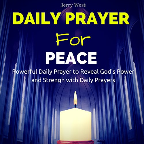 Daily Prayer for Peace audiobook cover art