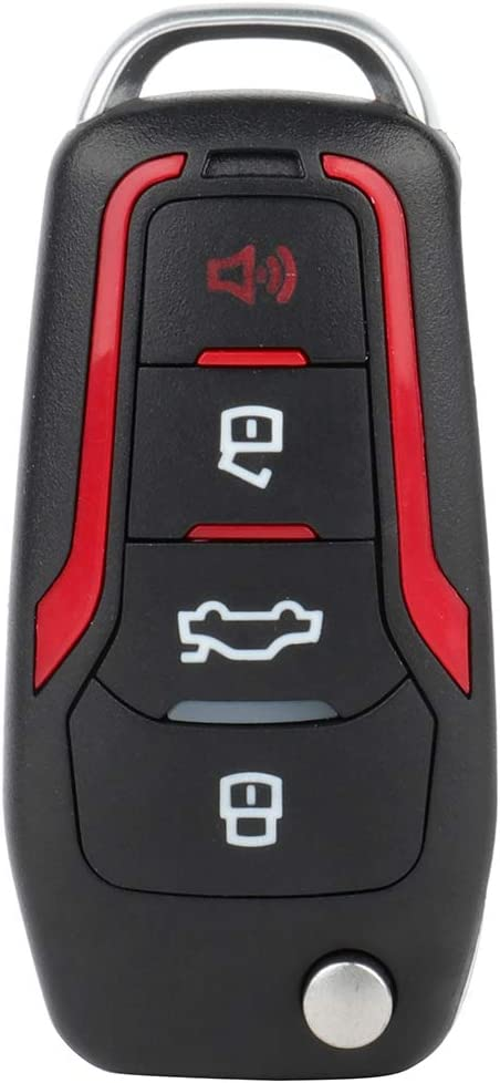 QINCHYE 1 Keyless Entry Remote Department store Control for Popular popular Car Fob Key Fits Ford