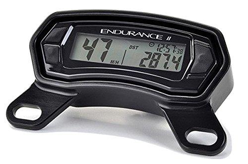 Trail Tech 021-TM2 Endurance II Black Dashboard Protector