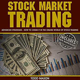 Stock Market Trading: Advanced Strategies cover art